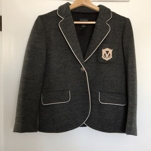 CLUB MONACO - 3/4 sleeves blazer - College style